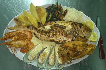 Kos ristoranti consigli utili su dove e cosa mangiare a kos - Piatti tipici della cucina greca ...
